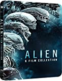 Alien 1-6 Steelbook Limited Edition / Includes Alien Covenant / Zavvi Release / Import / Region Free