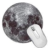 Tutoy 8 Durchmesser Round Moon Surface Kosmische Mouse Pad Mat