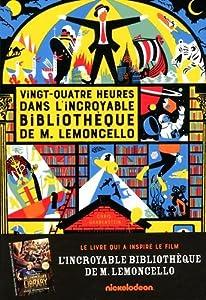 vignette de 'Vingt-quatre heures dans l'incroyable bibliothèque de M. Lemoncello (Chris Grabenstein)'