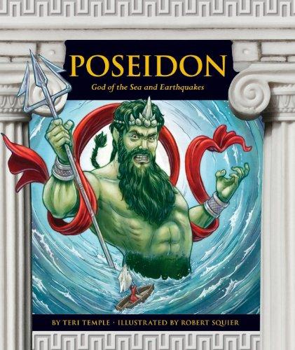 Poseidon: God of the Sea and Earthquakes (Greek Mythology)