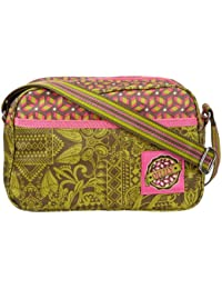 Oilily Graphic Land S Shoulder Bag Khaki