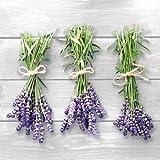 CraftEmotions Servietten 5 St. - Lavendel hängen - für Serviettentechnik