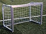 Portería de fútbol MINI de aluminio 1,20 X 0,80 m