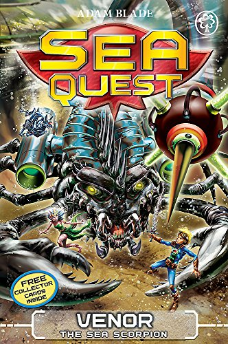 Venor the Sea Scorpion: Book 19 (Sea Quest)
