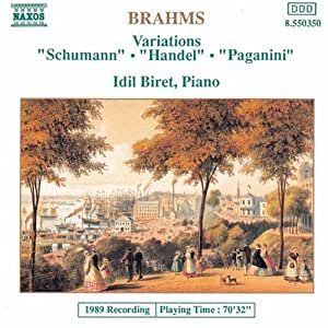 Var Schumann/Var Handel/Var Pa