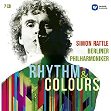 Rhythms and Colours/7cd - Édition Limitée