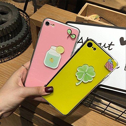 Wkae Zitronenmuster Voller Deckung Shockproof schützender rückseitiger Abdeckungs-Fall für iPhone 6 u. 6s ( SKU : Ip6g3006a ) Ip6g3006b