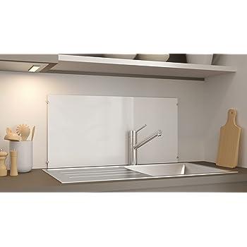 Glasvision Kuchenruckwand Aus Glas Memoboard Herdabdeckplatte