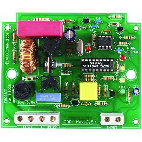 Hq-kits & component sets K8028 - Multifunzione