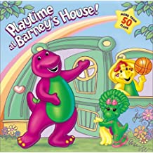 Playtime at Barney's House! by Guy Davis (2001-01-02)