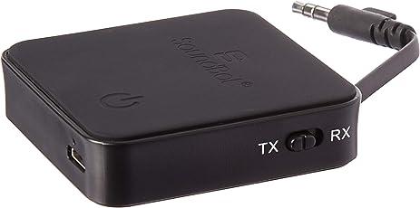 SoundBot SB336 2-in-1 Universal Bluetooth Transmitter Reciever Adapter
