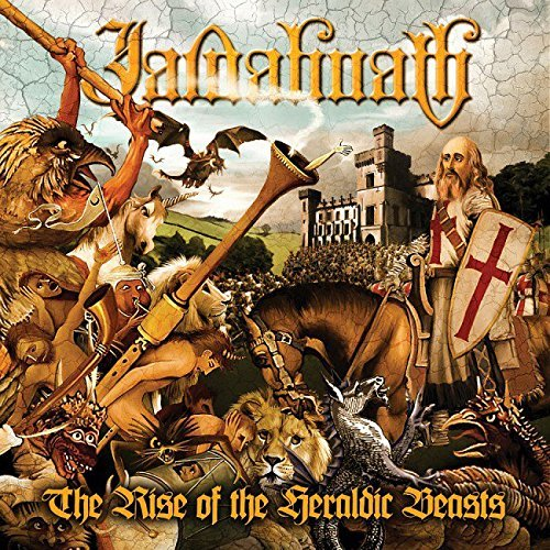 The Rise Of The Heraldic Beasts by Jaldaboath (2010-10-05)