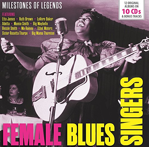 Female Blues Singers