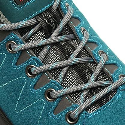 Karrimor Womens Hot Rock Low Walking Shoes Waterproof Lace 5