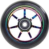 Ethic DTC Incube Rainbow Roue Complète (100mm - Rainbow)