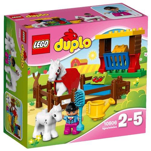 LEGO - CABALLOS  MULTICOLOR (10806)
