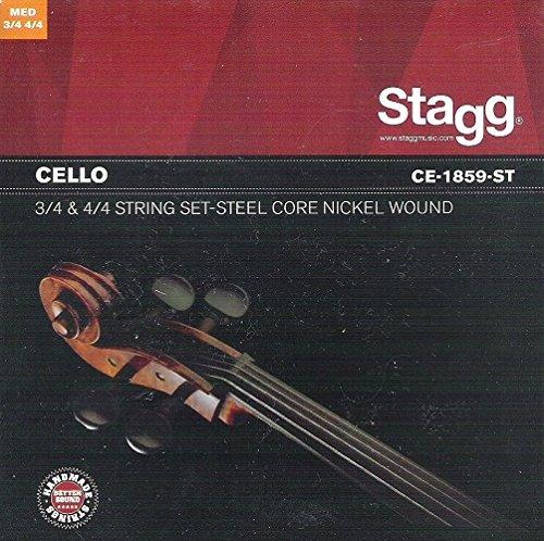 lo Saitensatz (Cello Saiten Set 4 4)