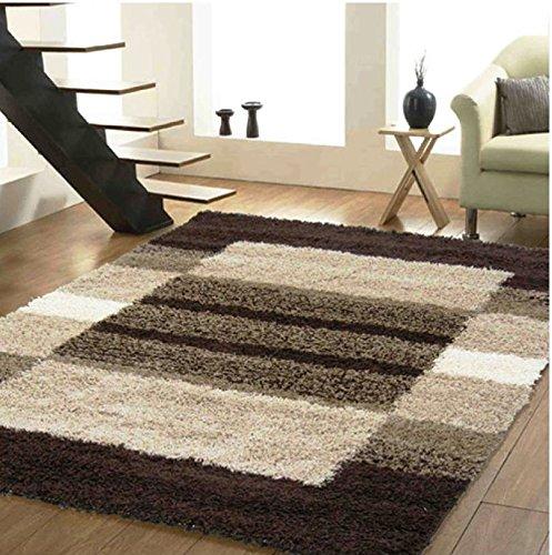 Fresh From Loom Designer 4D Shaggy Fur Carpet - 4 X 6...