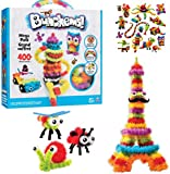 Amazing Deluxe Kids Bunchems Mega Pack Over 400 Pieces Children Toy XMAS Festival Birthday Gift