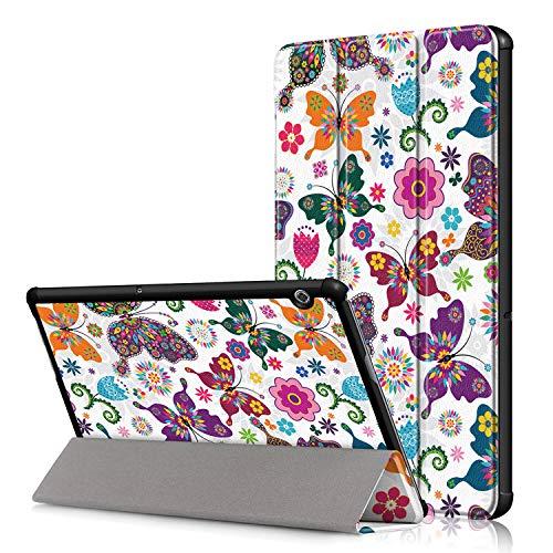 vovipo Custodia per Tablet Huawei Mediapad T5 da 10 Pollici, Custodia Ultraleggera per Tablet Huawei MediaPad T5 10