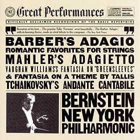 Fantasia on a Theme by Thomas Tallis for Double String Orchestra