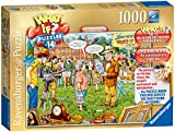 Ravensburger WHAT IF? No.14 - The Valuation Day, 1000pc Jigsaw Puzzle