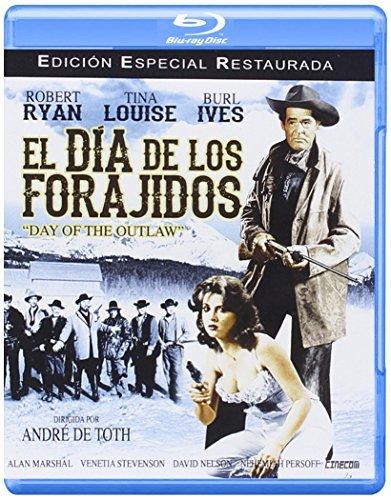 Tag der Gesetzlosen / Day of the Outlaw (1959) ( ) [ Spanische Import ] (Blu-Ray)