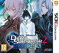 SMT Devil Survivor 2 Record Breaker /3DS