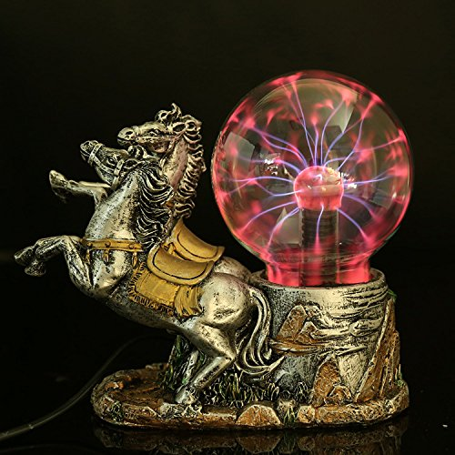 JinRou character design stile carrello sfera di induzione lanterna magica Magic Ball di resina sintetica dei mestieri di resina