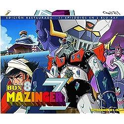 Mazinger Z Box 8. [Blu-ray]