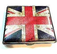UNION JACK Cigarette Case Cigarette Box Case