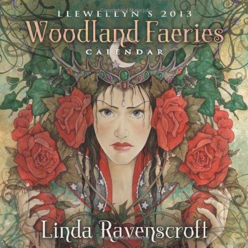 Llewellyn's 2013 Woodland Faeries Calendar