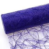 Sizoweb Tischband violett-lila 30 cm Rolle 25 Meter 64 028-R