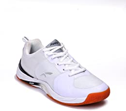 Furo (By Red Chief) White Men's Tennis Shoe (T6002 812)