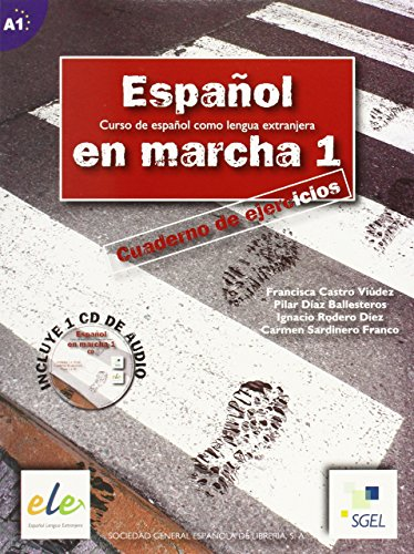 Espanol En Marcha 1 Exercises Book + CD A1