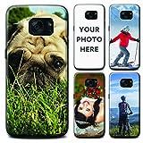 Stuff4® Personalisiertes Foto Handyhülle Zum Samsung Galaxy S7/G930/Anpassen/Erstellen/Entwurf/Mach Dein eigenes