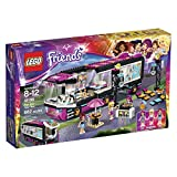 LEGO Friends 41106 Pop Star Tour Bus Building Kit by LEGO