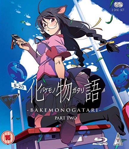 Bakemonogatari Part 2 [Blu-ray] [Import anglais]