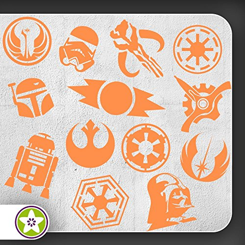 sticker-bomb-juego-07-darth-vader-imperio-rebell-allianz-r2d2-boba-fett-antigua-sith-varios-colores