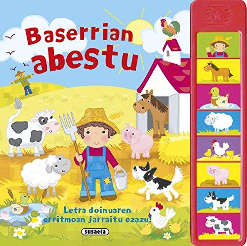 Baserrian abestu (Nirekin Abestu Bilduma) por Susaeta Ediciones S A