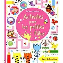 Activités pour les petites filles - Activités Usborne