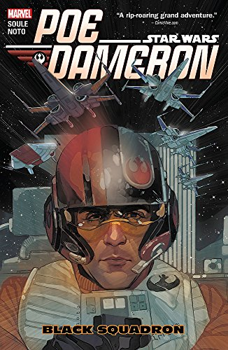 Poe Dameron, former Republic flyer turned Resistance fighter, is the best pilot in the galaxy. Hand-picked for the resistance by General Leia Organa to lead a squadron on a top-secret and vital mission, Poe sets off to investigate sites of historical...