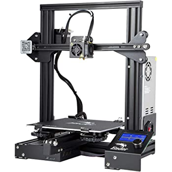 Comgrow Creality 3D Ender 3 Stampante 3D Aluminum DIY with Resume Print