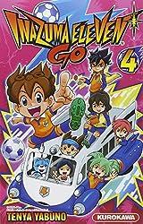 Inazuma Eleven Go - T4