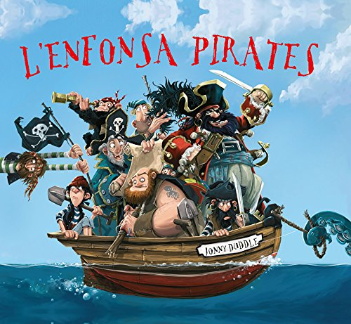 L´Enfonsa Pirates: 1 (Àlbums Il·lustrats) por Jonny Duddle