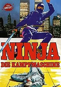 Ninja - Die Kampfmaschine - Uncut