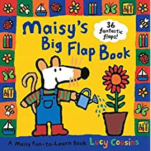 Maisy's Big Flap Book