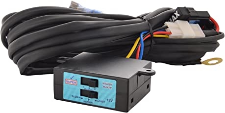 Super 1407 Horn Wiring Kit with 3 Melody Makers (12V)
