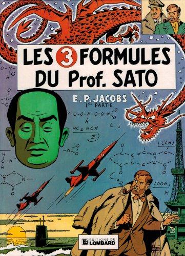 Les 3 formules du prof. Sato