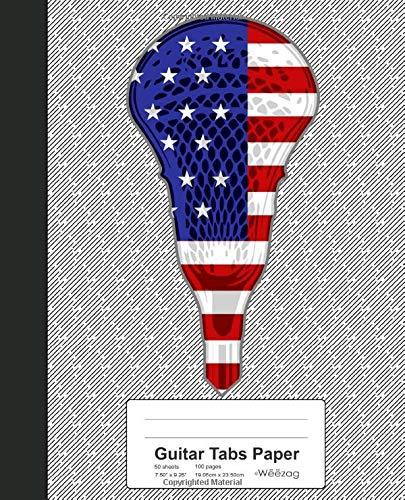Zoom IMG-2 guitar tabs paper lacrosse book